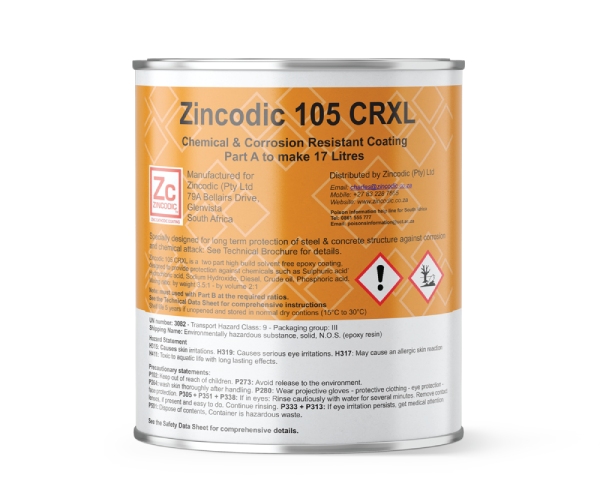 Zincodic 105 CRXL